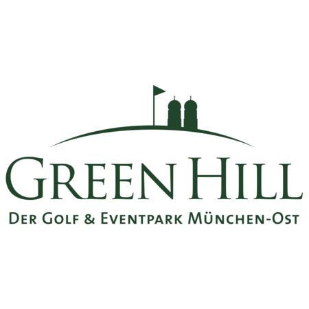 Logo of golf course named Green Hill - Der Golf and Eventpark Munchen-Ost