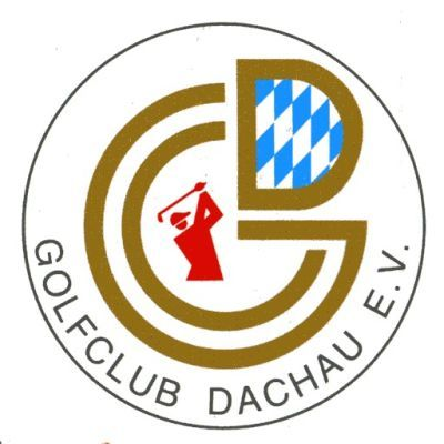 Logo of golf course named Golfclub Dachau e.V.