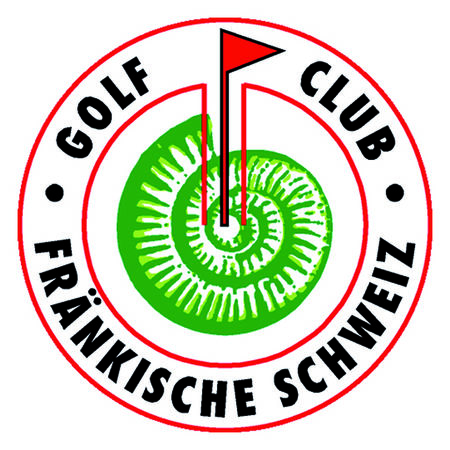 Logo of golf course named Golf Club Fränkische Schweiz