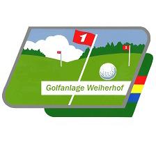 Logo of golf course named Golfanlage Weiherhof