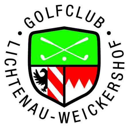 Logo of golf course named Golfclub Lichtenau-Weickershof e.V.