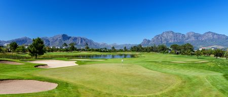 Overview of golf course named Pearl Valley Golf & Country Estate