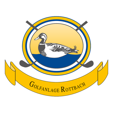 Logo of golf course named Rottbach Golf Course