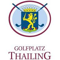 Logo of golf course named Golfplatz Thailing e.V.
