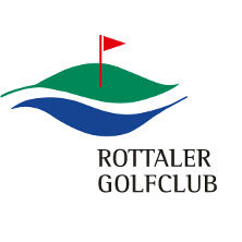 Logo of golf course named Rottaler Golf and Country Club