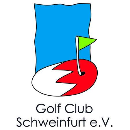 Logo of golf course named Golf Club Schweinfurt e.V.