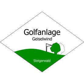 Logo of golf course named Golfclub Steigerwald In Geiselwind e.V.