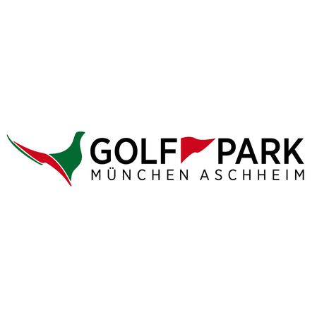 Logo of golf course named Golfpark Munchen Aschheim Gmbh and Co. Kg