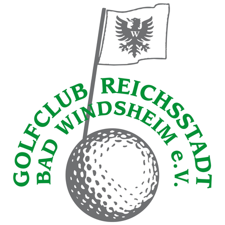 Logo of golf course named Golf Club Reichsstadt Bad Windsheim e.V.