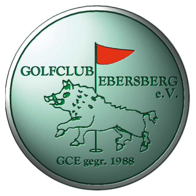 Logo of golf course named Golf Club Ebersberg e.V.