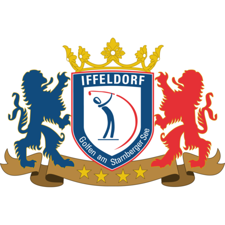 Logo of golf course named Golfplatz Iffeldorf