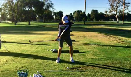 El dorado park golf club daniel im checkin picture