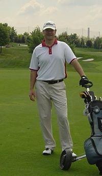 Avatar of golfer named Christian Rau