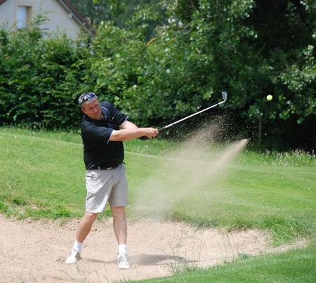 Avatar of golfer named Luc Heisel