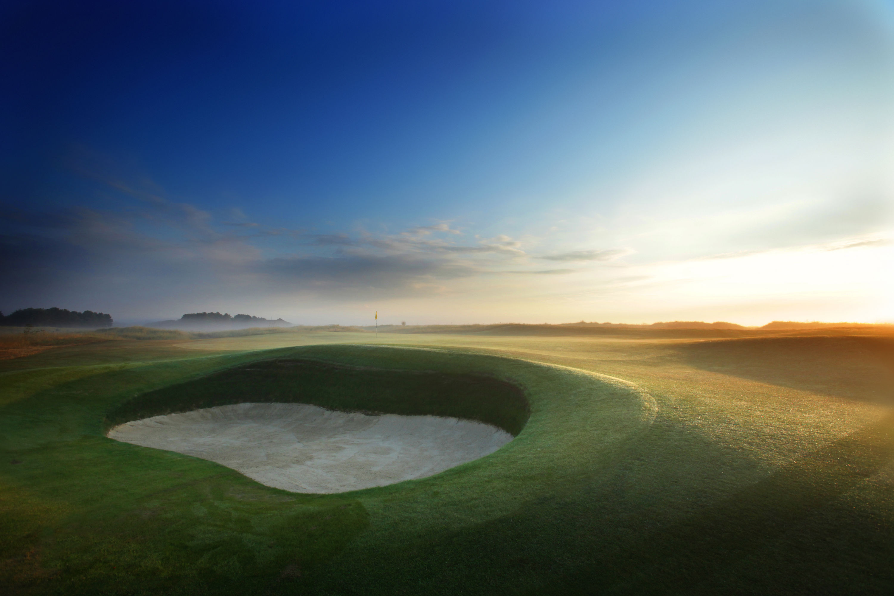 Prince s golf club cover picture