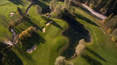 Overview of golf course named Golf Park Bregenzerwald