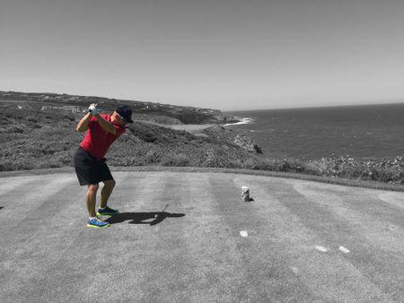 Profile cover of golfer named Markus Rath