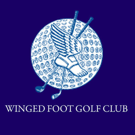 Logo of golf course named Winged Foot Golf Club - West Course