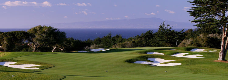 Bayonet and black horse golf courses cover picture