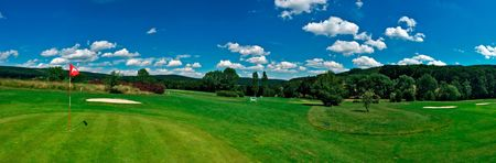 Overview of golf course named Golfclub Laab Im Walde
