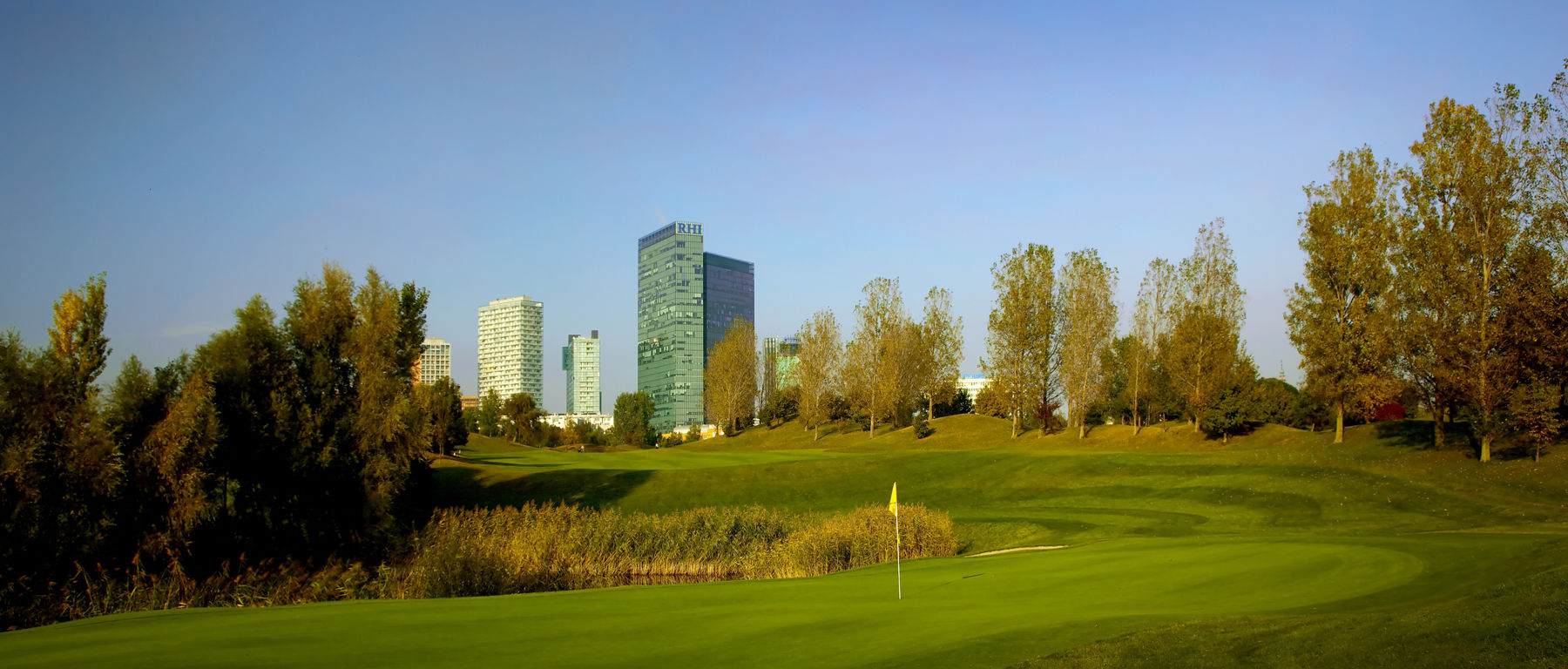 City and country golf club am wienerberg cover picture