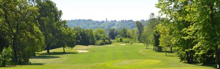 Overview of golf course named Golf Club Udine