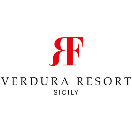 Logo of golf course named Verdura Golf and Spa Resort - West Course