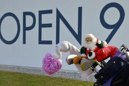 Hosting golf course for the event: Glühweincup No.9