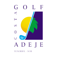 Logo of golf course named Golf Costa Adeje