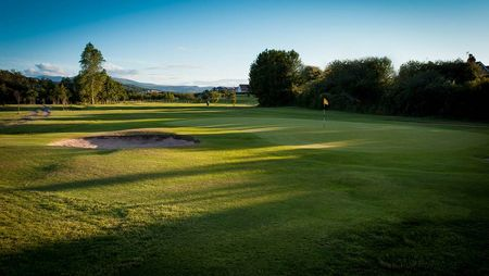 Rhos on sea golf club cover picture