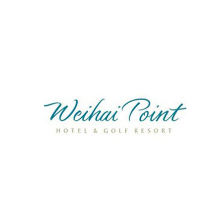 Logo of golf course named Weihai Point Golf and Resort