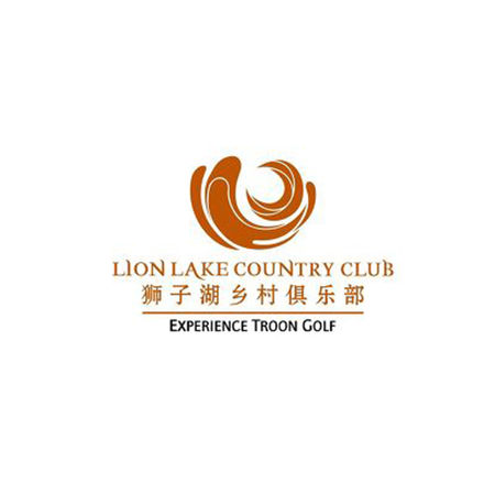 Logo of golf course named Lion Lake Country Club