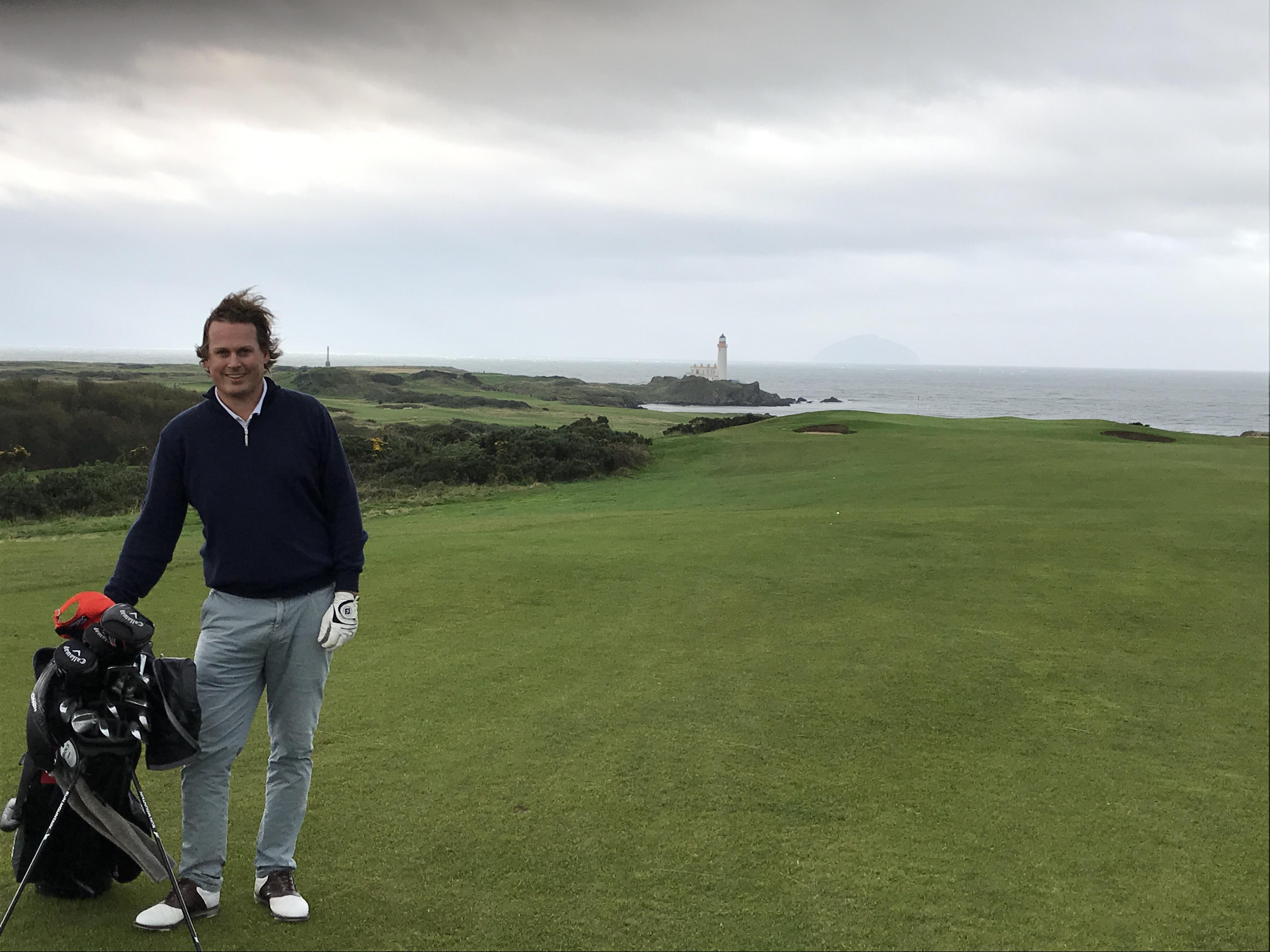 Avatar of Golfer named Robert Lamot