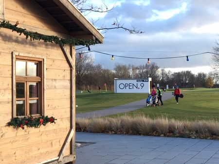Hosting golf course for the event: Glühwein Cup No.11