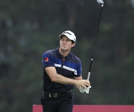 Hong kong golf club fanling ricardo melo gouveia checkin picture