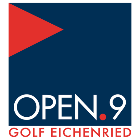 Logo of golf course named Open.9 Golf Eichenried