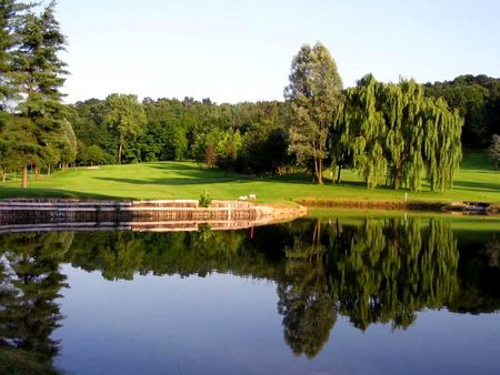 Overview of golf course named Golf Dei Laghi