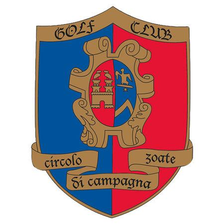 Logo of golf course named Circolo Di Campagna Di Zoate