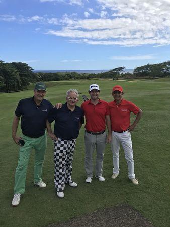 Heritage golf club ricardo melo gouveia checkin picture