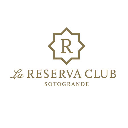 Logo of golf course named La Reserva Sotogrande