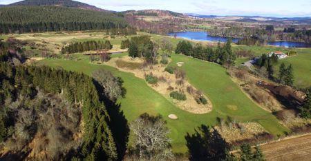Preview of album photo named Aboyne Golf CLub Drone Photos 2017