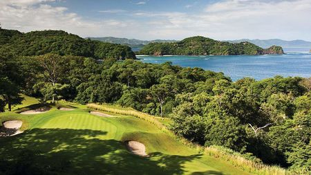 Overview of golf course named Four Seasons Resort Costa Rica at Peninsula Papagayo