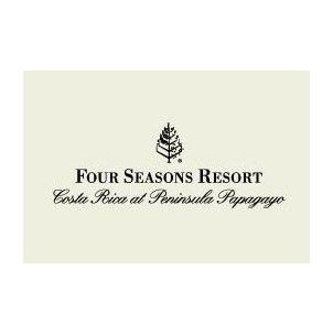 Logo of golf course named Four Seasons Resort Costa Rica at Peninsula Papagayo