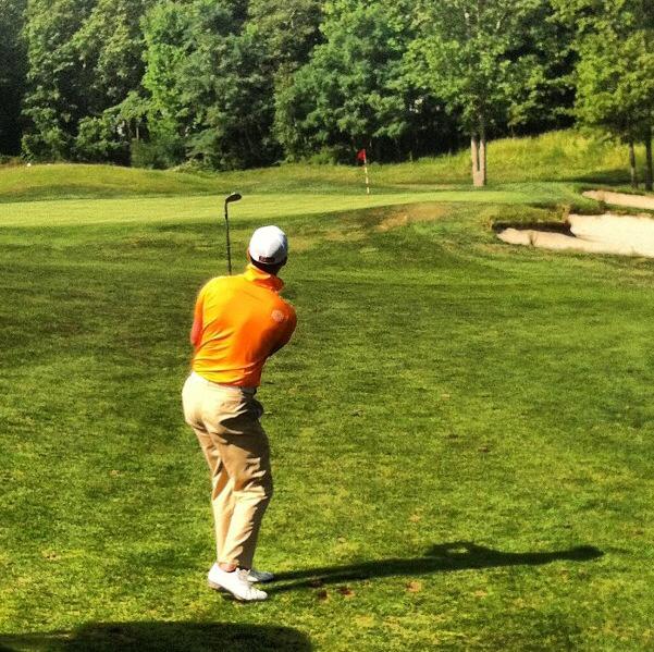Avatar of golfer named Steven  Lindgren