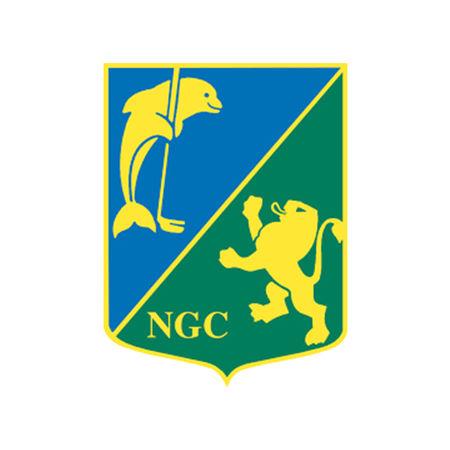Logo of golf course named Noordwijkse Golfclub