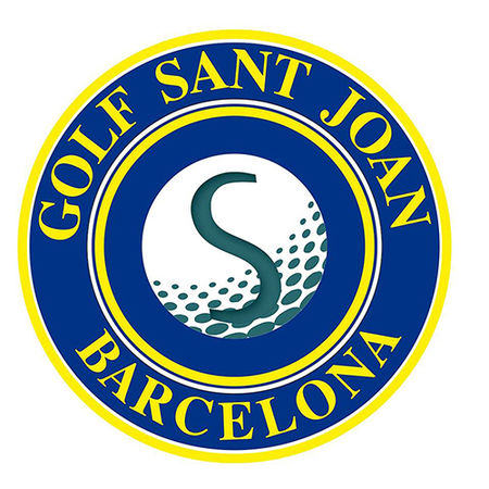Logo of golf course named Golf Sant Joan