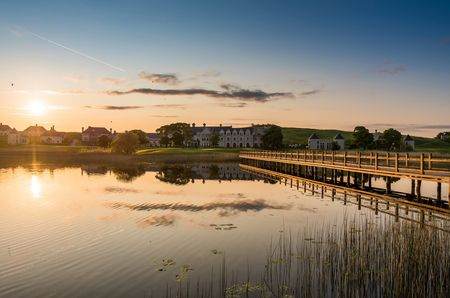 Overview of golf course named Lough Erne Resort - Faldo Championship Course