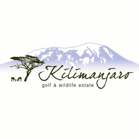 Logo of golf course named Kilimanjaro Golf and Wildlife Estate