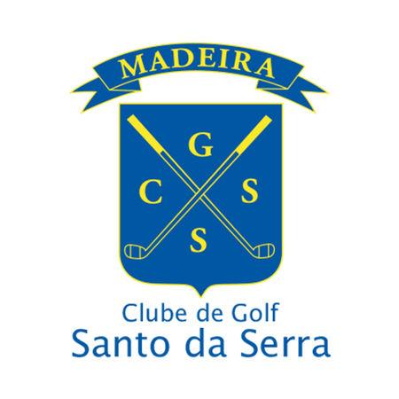 Logo of golf course named Santo Da Serra Golf Club