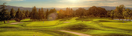 Boundary Oak Golf Course Cover Picture